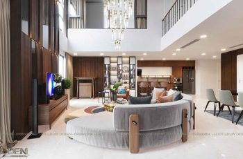 Thiết kế nội thất căn hộ Sunshine Palace