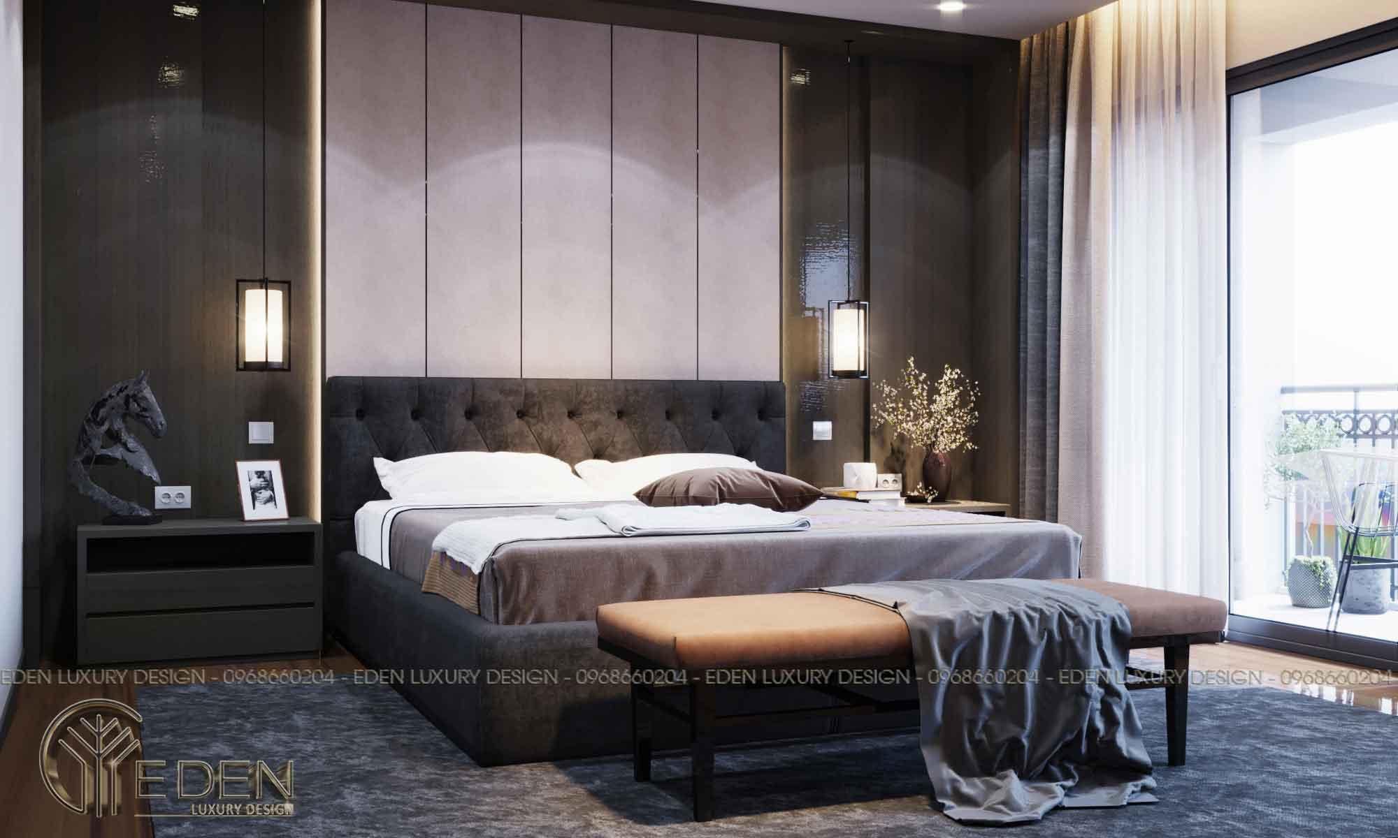 Thiết kế nội thất căn hộ chung cư Penthouse Sunshine Palace