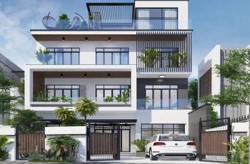 Top 4 phong cách thiết kế biệt thự 3 tầng đẹp, sang trọng nhất hiện nay