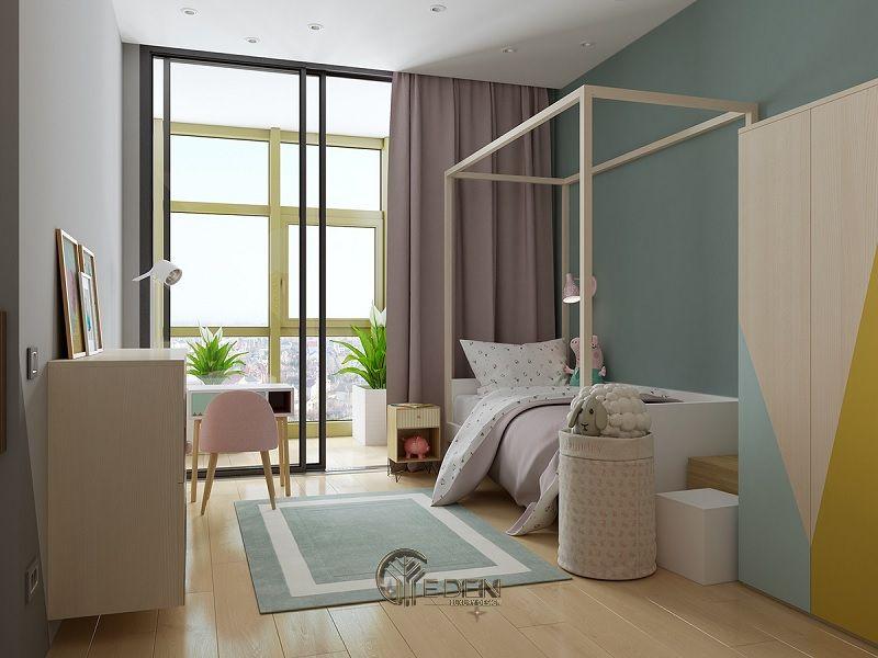 Thiết kế nội thất cho phòng ngủ nhỏ 8m2 (2)