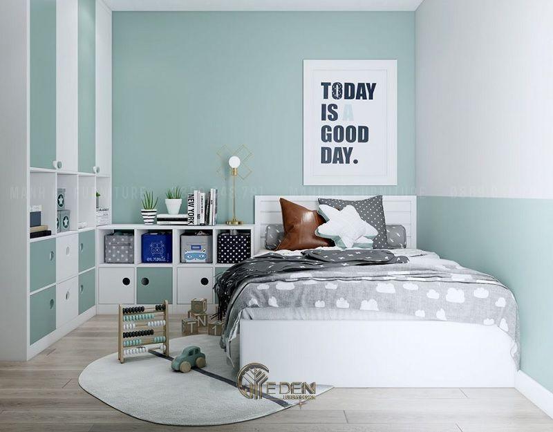 Thiết kế nội thất cho phòng ngủ nhỏ 9m2 (1)