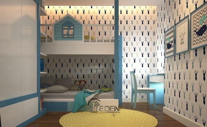 Thiết kế nội thất cho phòng ngủ nhỏ 10m2 (1)