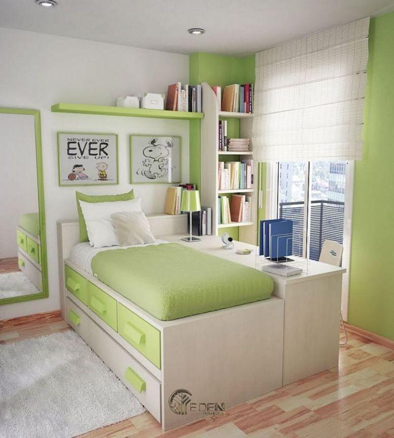 Thiết kế nội thất cho phòng ngủ nhỏ 9m2 (2)