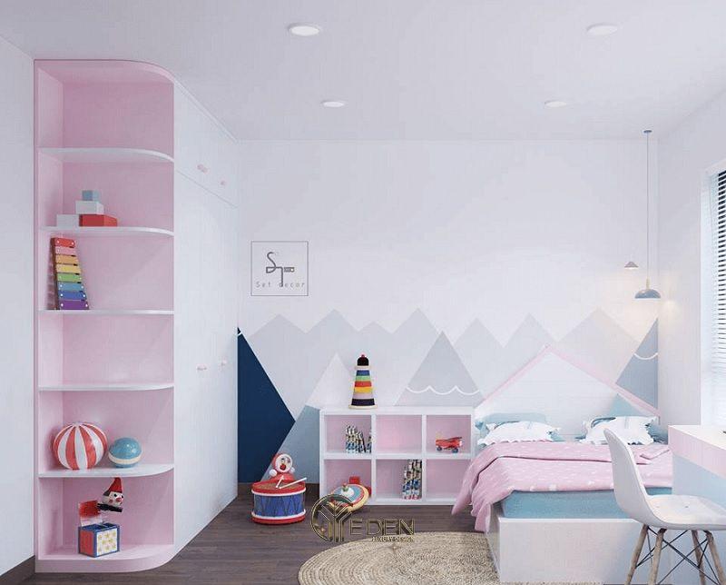 Thiết kế nội thất cho phòng ngủ nhỏ 13m2 (2)