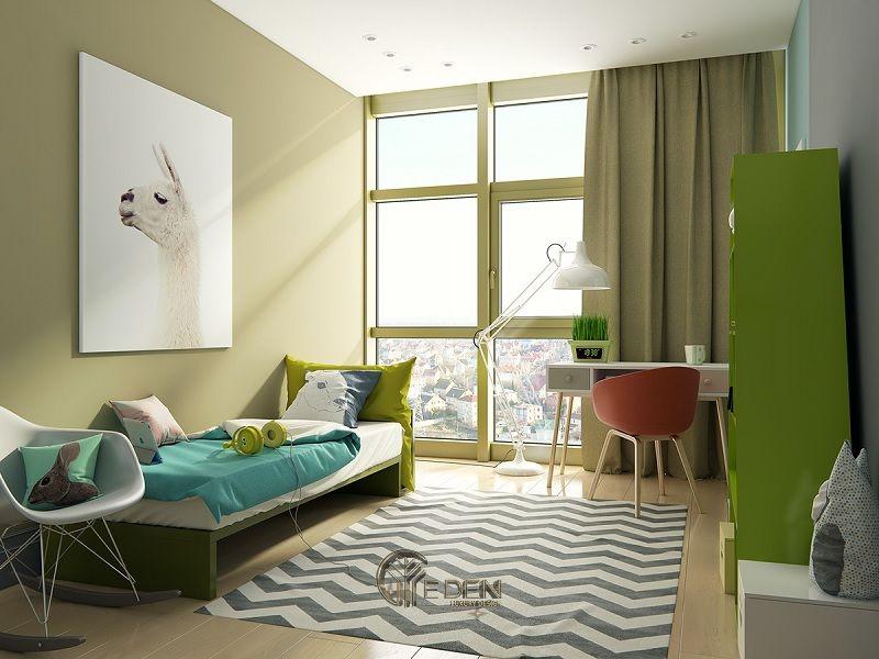 Tận dụng không gian phòng, tạo không gian riêng biệt (1)