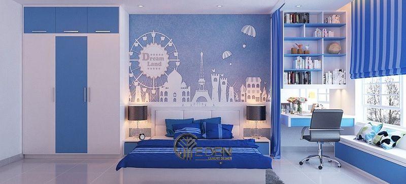 Thiết kế nội thất phòng ngủ 16m2 (2)