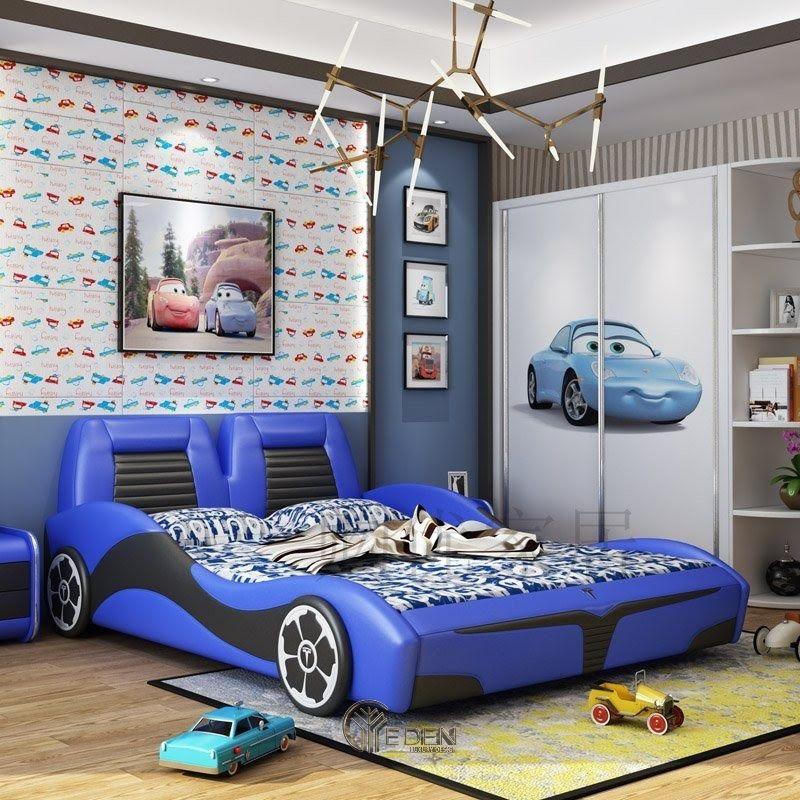 Thiết kế nội thất phòng ngủ bé trai (5)