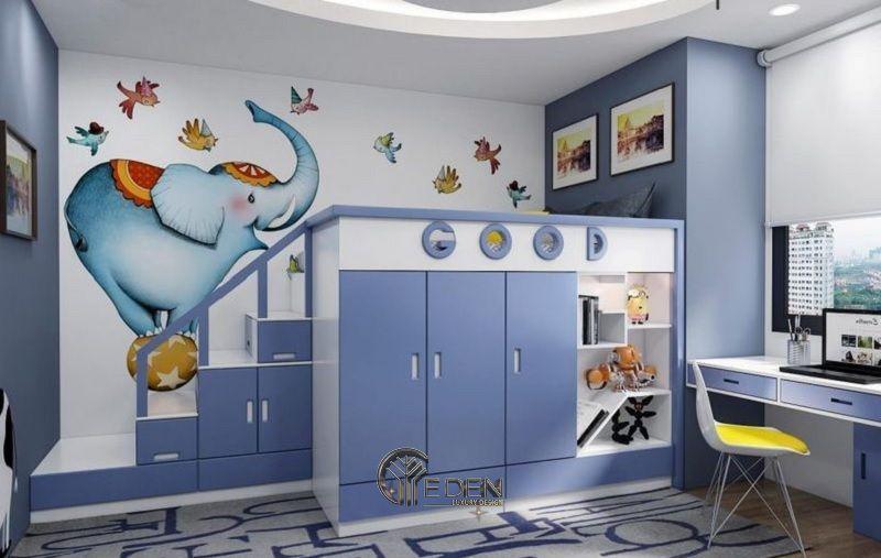 Thiết kế nội thất cho phòng ngủ nhỏ 12m2 (2)
