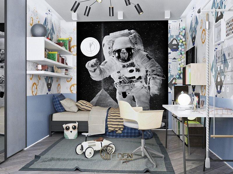 Thiết kế nội thất cho phòng ngủ nhỏ 10m2 (5)