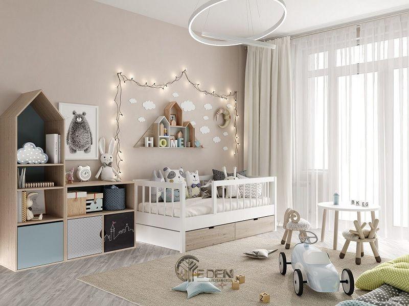 Thiết kế nội thất cho phòng ngủ nhỏ 12m2 (3)