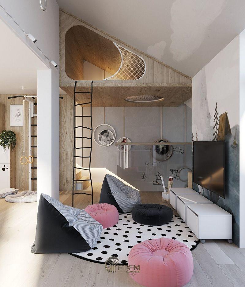 Thiết kế nội thất cho phòng ngủ nhỏ 12m2 (4)