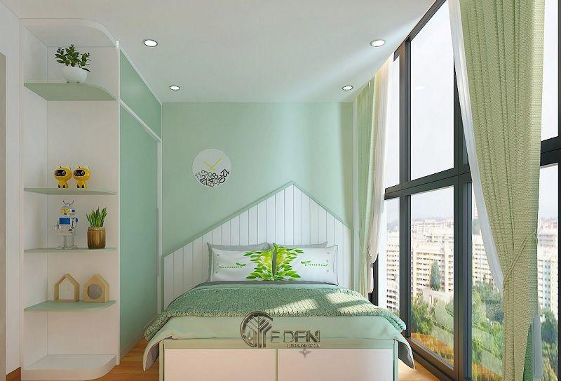 Thiết kế nội thất cho phòng ngủ nhỏ 12m2 (5)