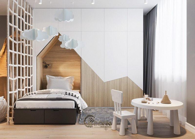 Thiết kế nội thất cho phòng ngủ nhỏ 8m2 (1)