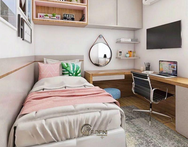 Thiết kế nội thất cho phòng ngủ nhỏ 8m2 (3)
