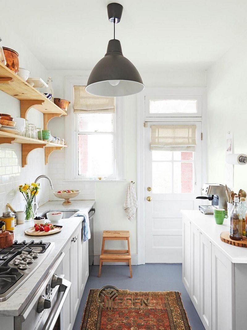 Thiết kế phòng bếp theo phong cách Vintage cổ điển (4)