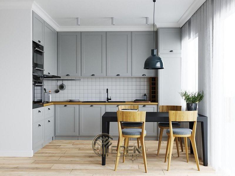 Thiết kế phòng bếp hiện đại (3)