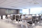 TOP 5 Mẫu mẫu thiết kế văn phòng thịnh hành nhất hiện nay