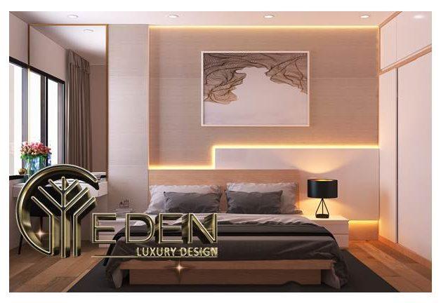 Thiết kế phòng ngủ ấm cúng, thư giãn