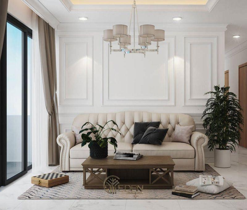 Thiết kế thi công nội thất chung cư mang phong cách Cổ điển (1)