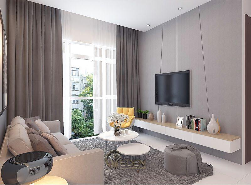 Thiết kế thi công nội thất chung cư mang phong cách hiện đại (3)