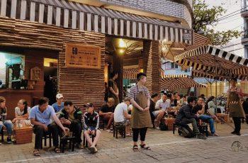Ý tưởng thiết kế quán cafe giá rẻ đơn giản mà thu hút
