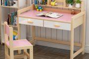 45+ Mẫu bàn học cho bé từ mẫu giáo đến tiểu học