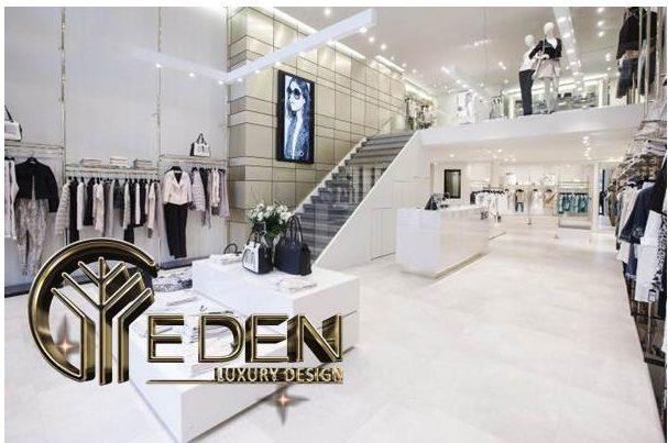 Cửa hàng quần áo đẹp tinh tế