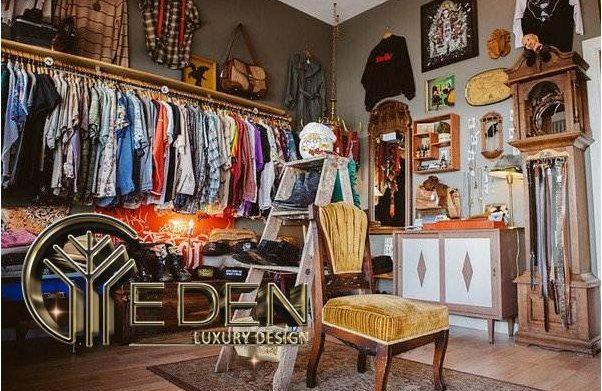 Shop quần áo phong cách vintage
