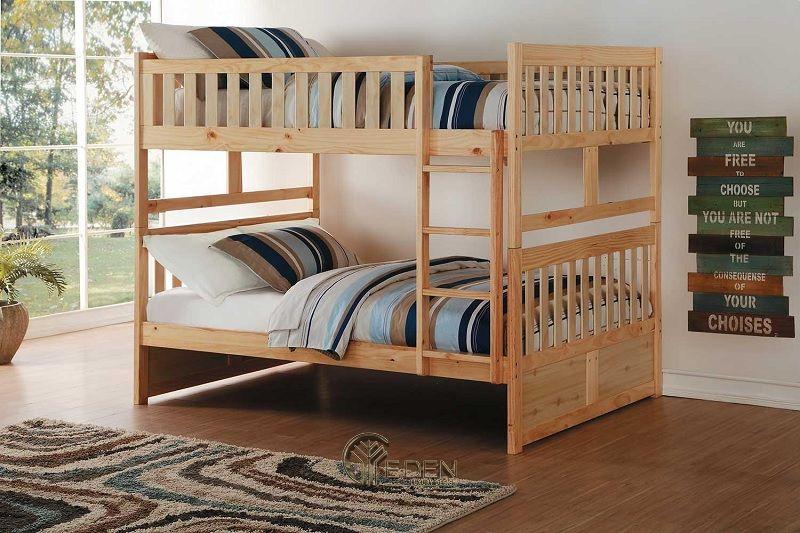 Giường thông minh chất liệu gỗ công nghiệp (5)