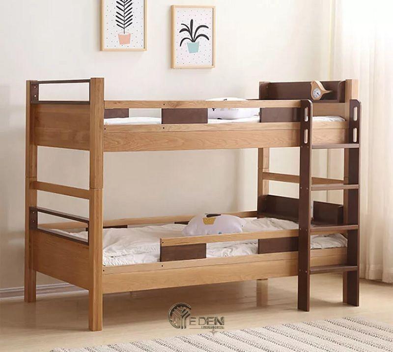 Giường thông minh chất liệu gỗ tự nhiên (2)