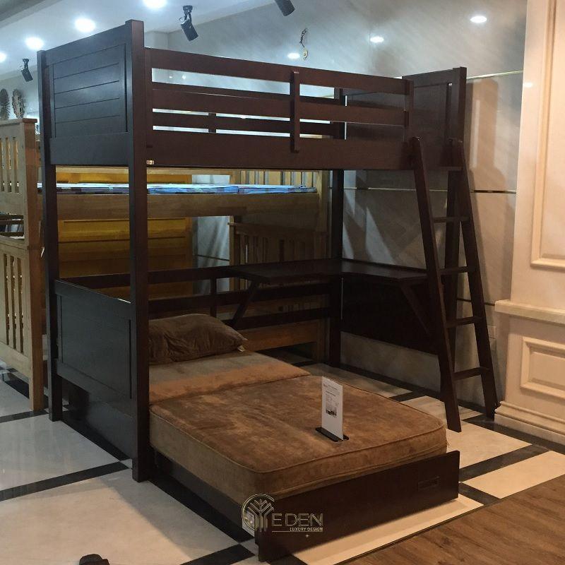 Giường thông minh chất liệu gỗ tự nhiên (4)