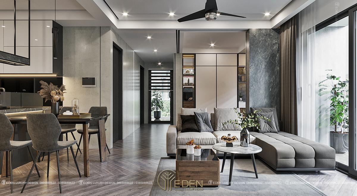 EDEN Luxury là đơn vị chuyên thiết kế nội thất đẹp giá tốt