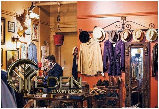 Shop quần áo nam mang phong cách vintage