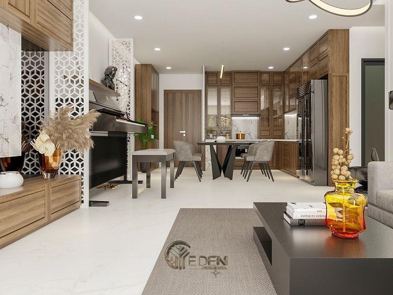 Mẫu vách ngăn CNC sang trọng cho phòng khách (5)