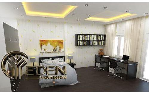 Phòng ngủ thiết kế phù hợp cho con cái