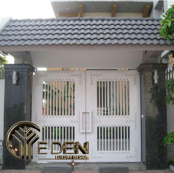 Thiết kế cửa nhà ống hợp phong thủy, rước may mắn vào nhà
