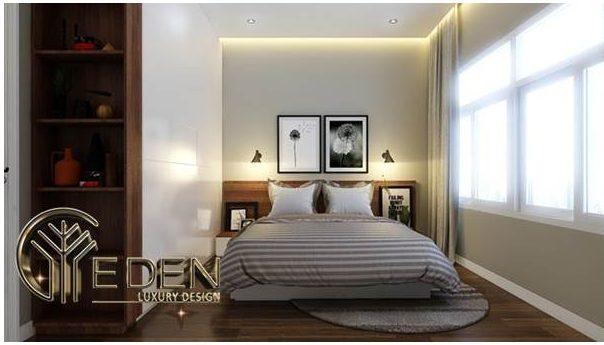 Phòng ngủ nhỏ gọn, phù hợp cho con cái