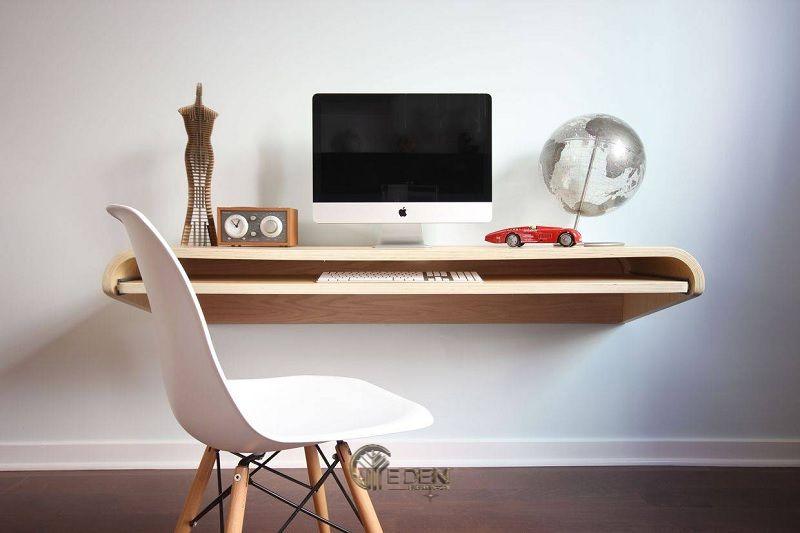 Mẫu bàn thông minh treo tường nâng cao khả năng sáng tạo