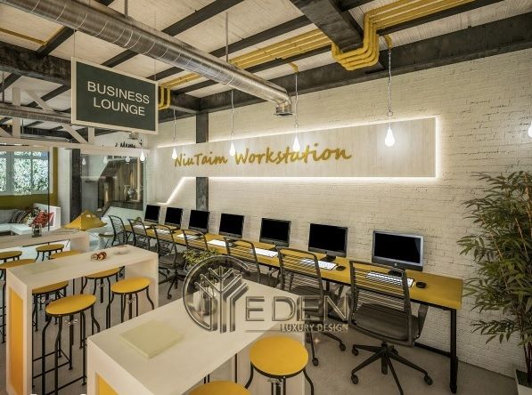 Thiết kế quán cafe game công nghệ gia tăng sự trải nghiệm