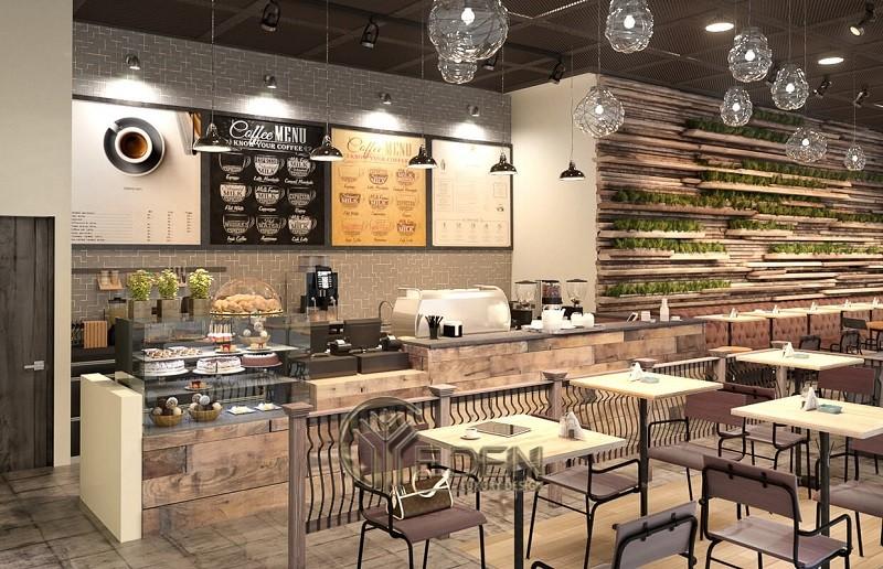 """Lưu ý khi lựa chọn phong cách thiết kế quán cafe """"đậm chất riêng"""""""