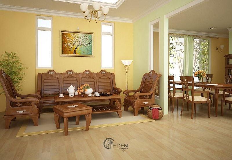 Có thể dễ dàng di chuyển và di chuyển đến khu vực hoặc phòng khách