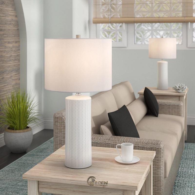 Hình thức chiếu sáng phòng khách truyền thống, được thiết lập tốt