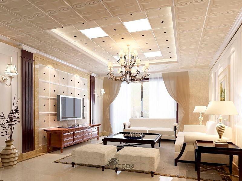 Công suất ánh sáng tổng thể lớn hơn giúp làm sáng căn phòng