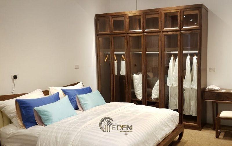 Mẫu tủ quần áo đơn giản, dễ dóng tại nhà (4)