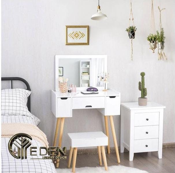 Tủ gỗ bàn trang điểm giá rẻ và chất lượng