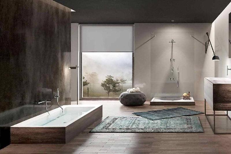 Thiết kế bồn tắm chìm cho biệt thự