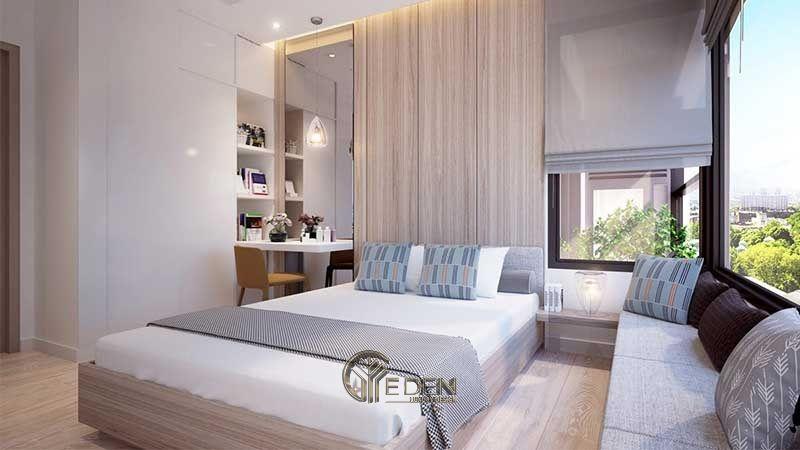 Thiết kế thi công nội thất biệt thự phòng ngủ - Mẫu 1