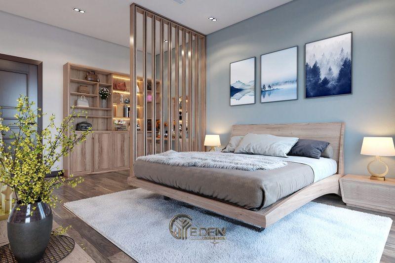 Thiết kế thi công nội thất biệt thự phòng ngủ - Mẫu 4