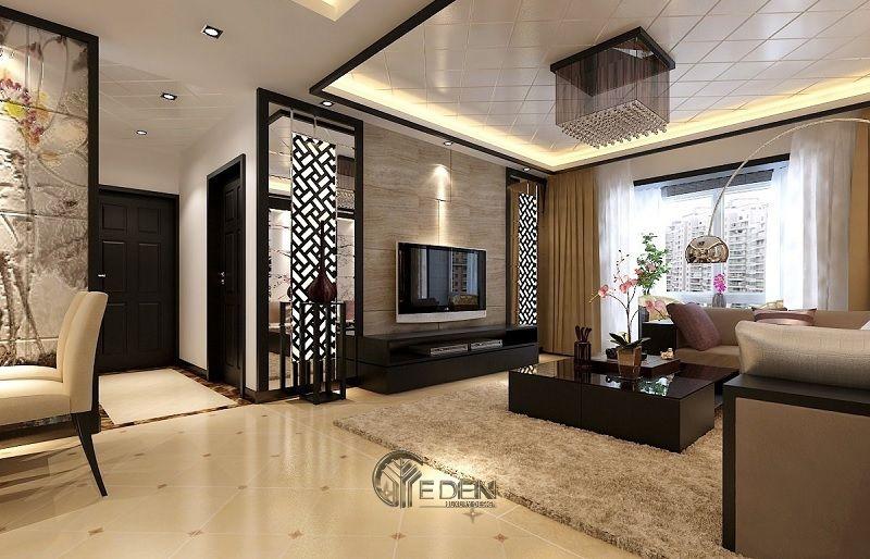 Mẫu thiết kế, thi công nội thất chung cư cao cấp – Mẫu 10