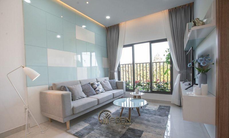 Những mẫu thiết kế, thi công nội thất chung cư giá rẻ - Mẫu 7